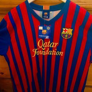Messi Barcelona Jersey (blaugrana)